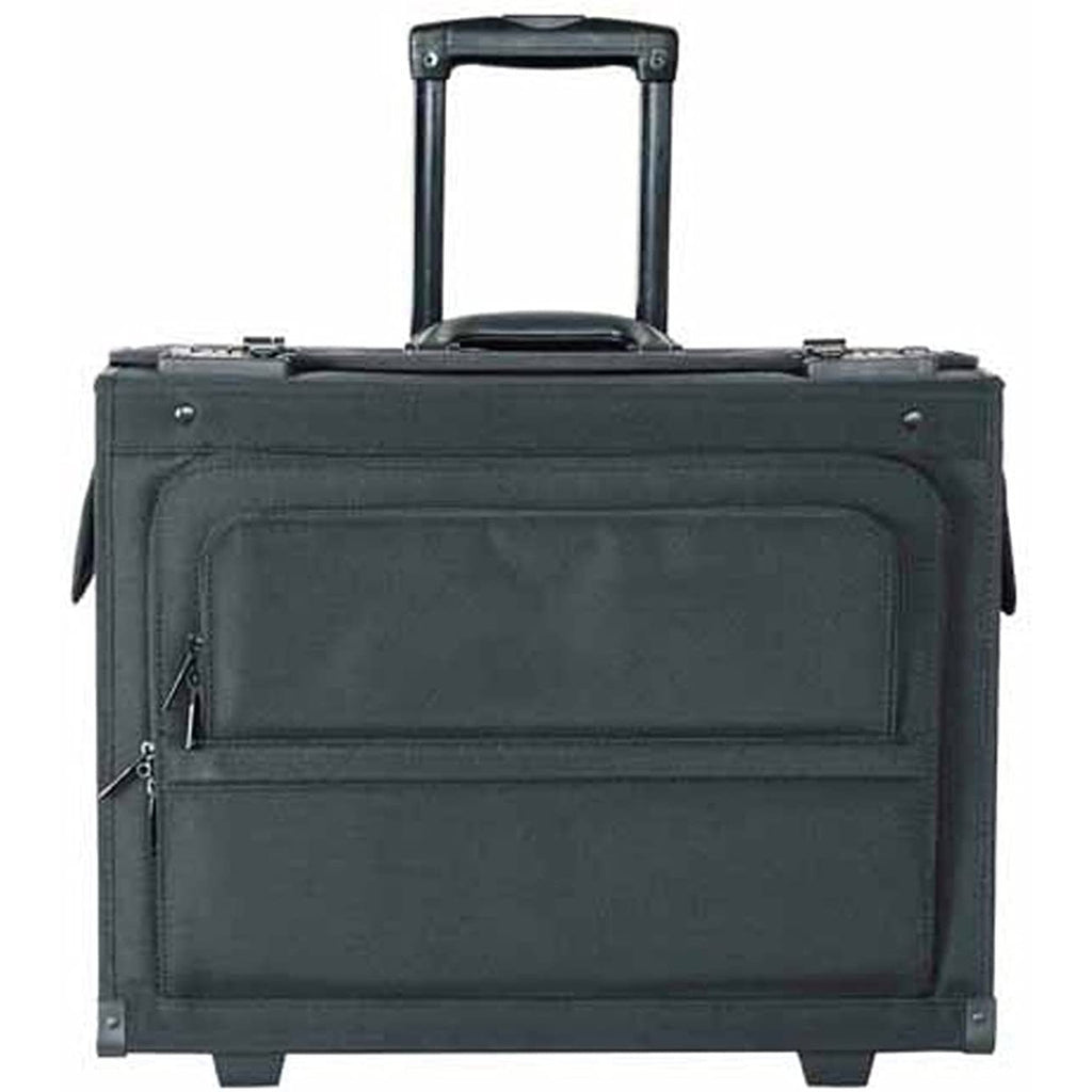 Netpack-Netpack 18 Inch Rolling Laptop Catalog Case-bags-packs.com