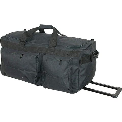 Netpack-Netpack 30 Inch General Duty Wheeled Duffel-bags-packs.com