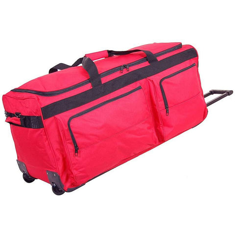 Netpack-Netpack 35 Inch General Duty Wheeled Duffel-bags-packs.com