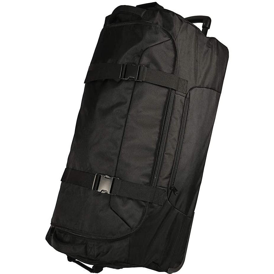 Netpack-Netpack 40 Inch Stand Alone 2 Wheeled Duffel-bags-packs.com