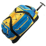 Netpack-Netpack G-3 Multi-Pocket Wheeled Duffel-bags-packs.com