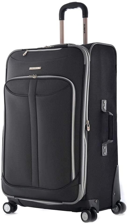 "Olympia-Olympia Tuscany 30"" Expandable Super Rolling Case-bags-packs.com"