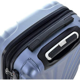"Olympia USA-Olympia USA Vortex 24"" Expandable Hardside Checked Spinner Luggage (Charcoal-bags-packs.com"