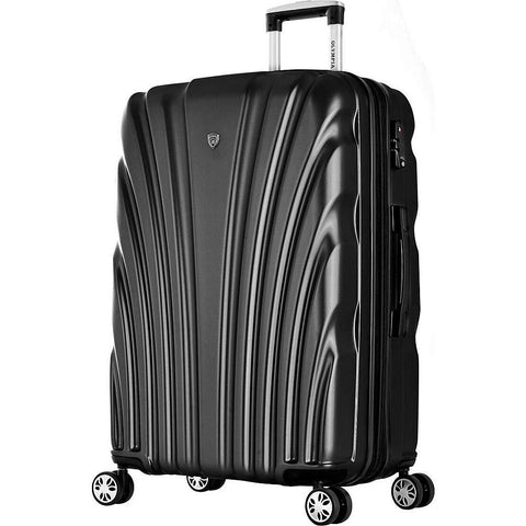 "Olympia USA-Olympia USA Vortex 29"" Expandable Hardside Checked Spinner Luggage-bags-packs.com"