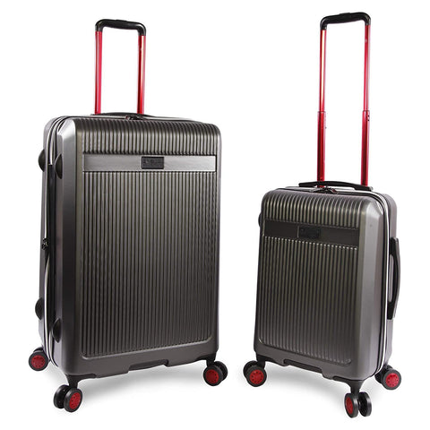 Original Penguin-ORIGINAL PENGUIN 2 Piece Hardside 8 Wheel Spinner Expandable Luggage Set-bags-packs.com
