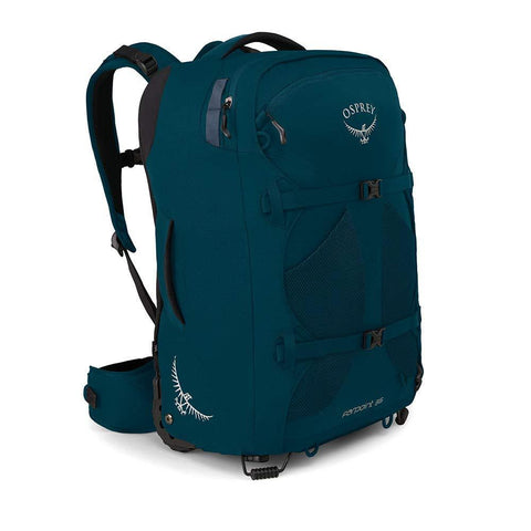 Osprey-Osprey Packs Farpoint 36 Men's Wheeled Luggage-bags-packs.com