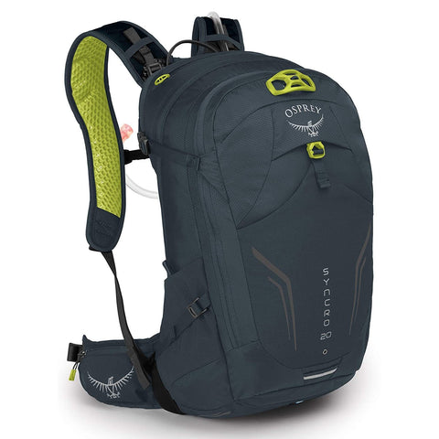 Osprey-Osprey Packs Syncro 20 Hydration Pack, Wolf Grey-bags-packs.com
