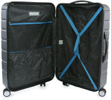 "Perry Ellis-Perry Ellis Traction Hardside Spinner Check in Luggage 29""-bags-packs.com"