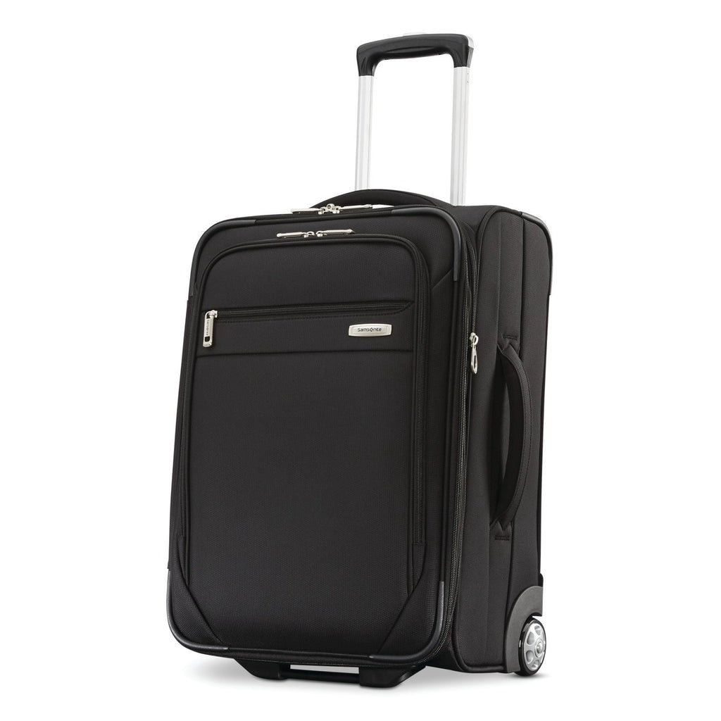 Samsonite-Advena Expandable Softside Luggage with Spinner Wheels-bags-packs.com