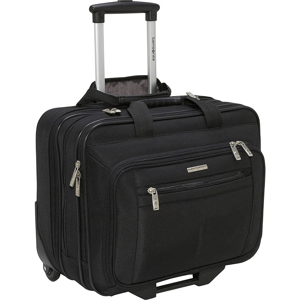 Samsonite-Samsonite Casual Wheeled Laptop Overnighter Luggage-bags-packs.com
