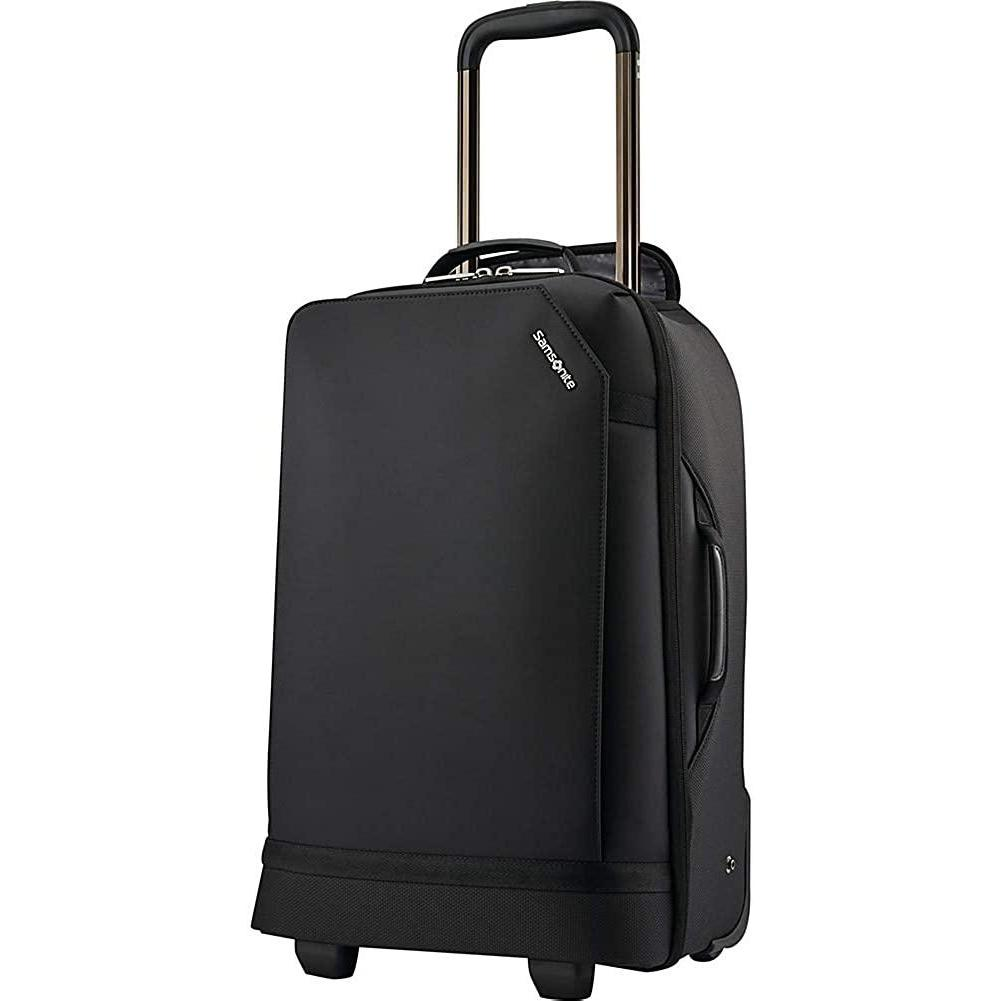 Samsonite-Samsonite Encompass Convertible Wheeled Backpack Black-bags-packs.com