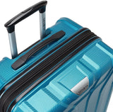 Samsonite-Samsonite Englewood 25 Inch Expandable Hardside Checked Spinner Luggage-bags-packs.com