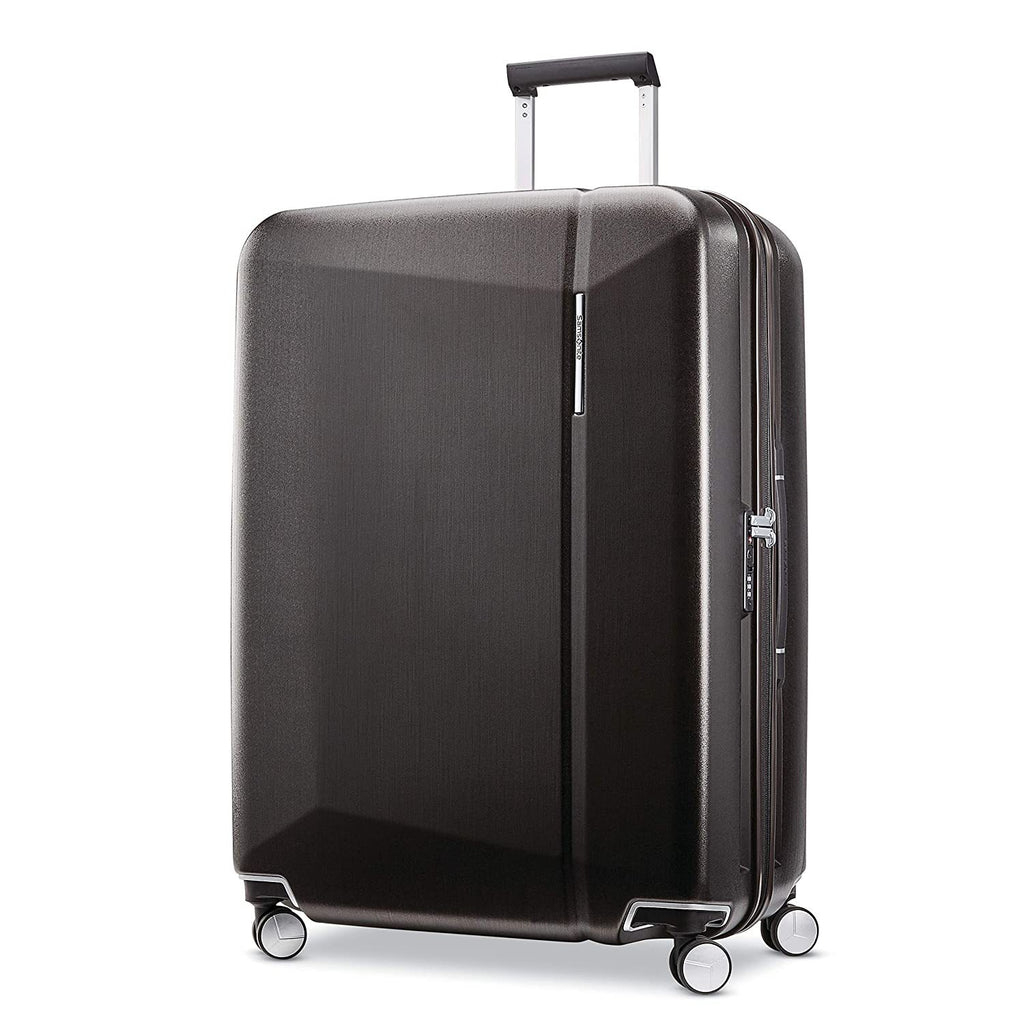 Samsonite-Samsonite Etude Hardside Luggage with Double Spinner Wheels-bags-packs.com