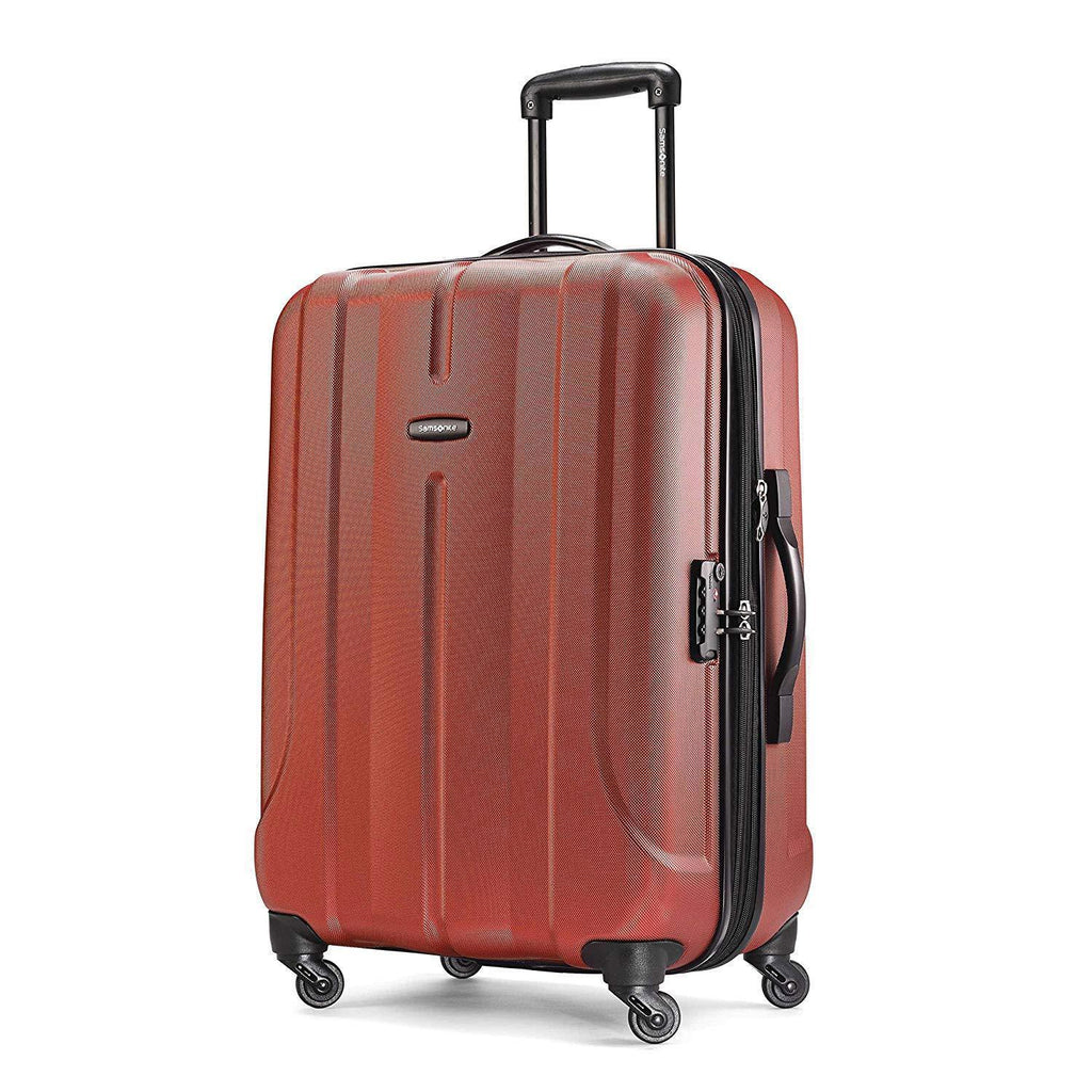 "SAMSONITE-SAMSONITE Fiero 24"" Spinner Luggage-bags-packs.com"