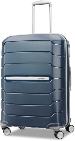 Samsonite-Samsonite Freeform Hardside Expandable with Double Spinner Wheels-bags-packs.com