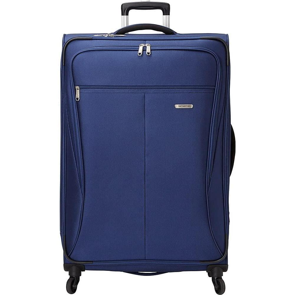 "Samsonite-Samsonite Lamont 29"" Expandable Checked Spinner Luggage-bags-packs.com"
