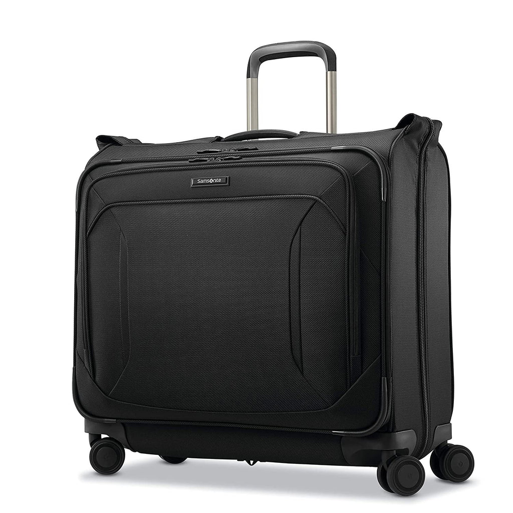 Samsonite-Samsonite Lineate Duet Spinner Garment Bag-bags-packs.com