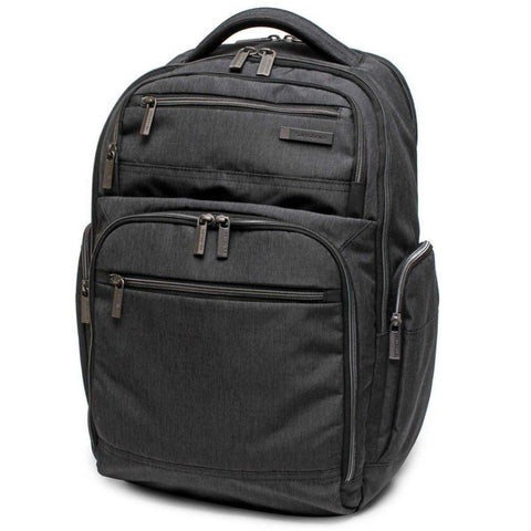 SAMSONITE-SAMSONITE Modern Utility Double Shot Backpack-bags-packs.com