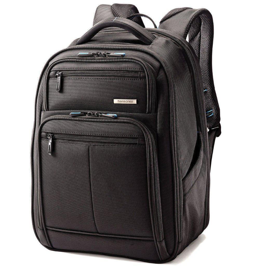 SAMSONITE-SAMSONITE Novex Perfect Fit Laptop Backpack-bags-packs.com