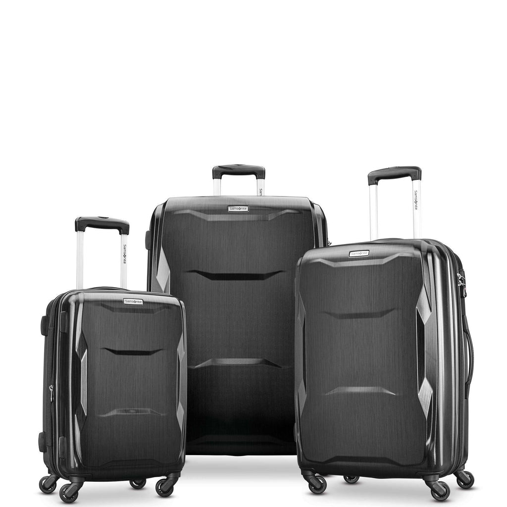 SAMSONITE-SAMSONITE Pivot 3 Piece Spinner Hardside Luggage Set-bags-packs.com