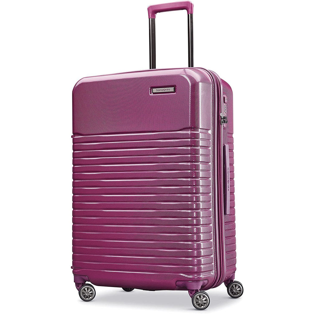 "Samsonite-Samsonite Spettro 25"" Spinner Purple-bags-packs.com"
