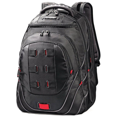 "SAMSONITE-SAMSONITE Tectonic 17"" Backpack-bags-packs.com"