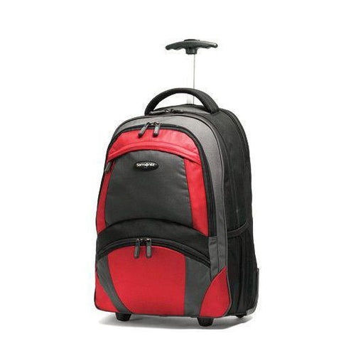 SAMSONITE-SAMSONITE Wheeled Computer Backpack-bags-packs.com