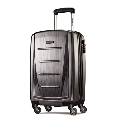 "SAMSONITE-SAMSONITE Winfield 2 20"" Carry-On Hardside Spinner Luggage-bags-packs.com"