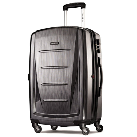 "SAMSONITE-SAMSONITE Winfield 2 24"" Hardside Spinner Luggage-bags-packs.com"