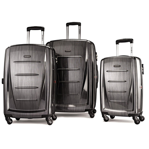 SAMSONITE-SAMSONITE Winfield 2 Fashion 3 Piece Spinner Set-bags-packs.com
