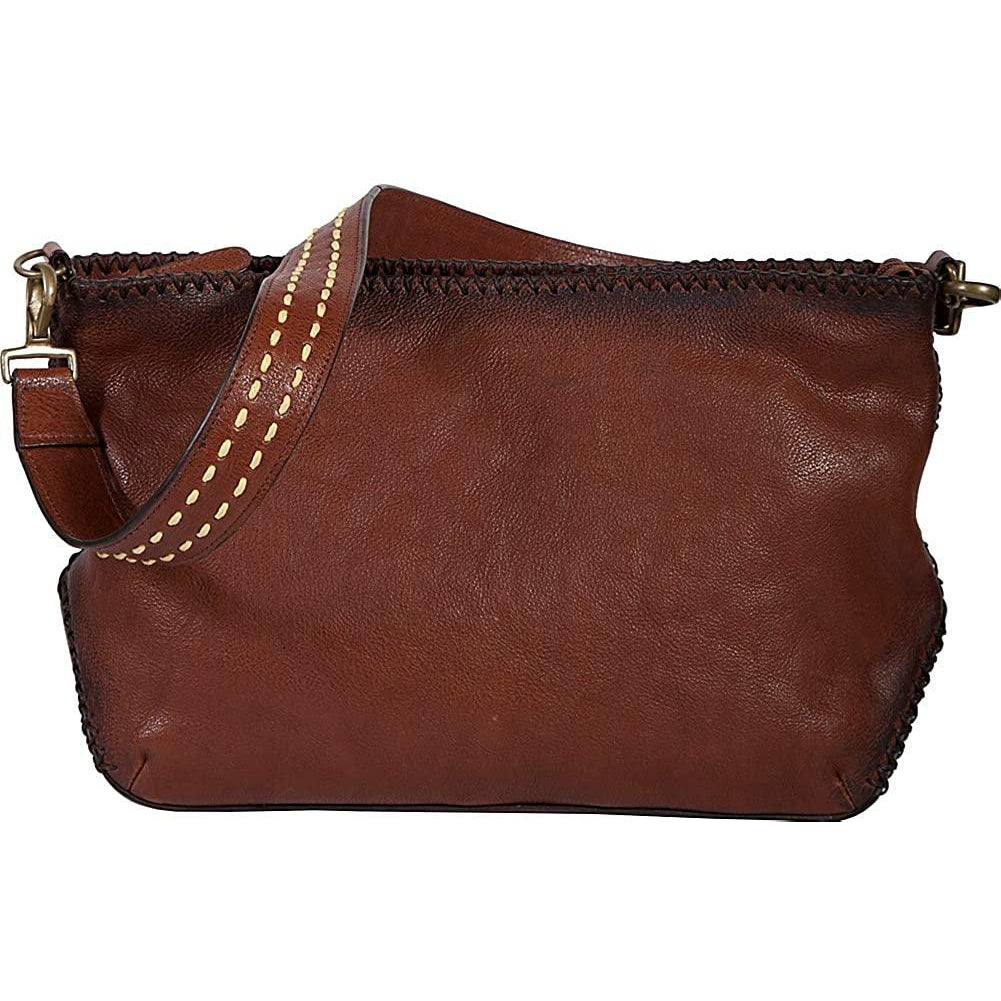 Scully-Scully Kalahari Leather Large Shoulder Bag-bags-packs.com