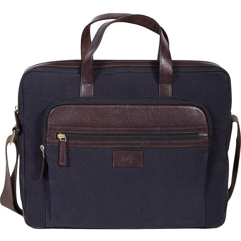 Scully-Scully Unisex Cambria Laptop Brief-bags-packs.com
