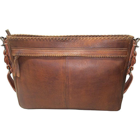 Scully-Scully Unisex Walker Messenger Bag-bags-packs.com