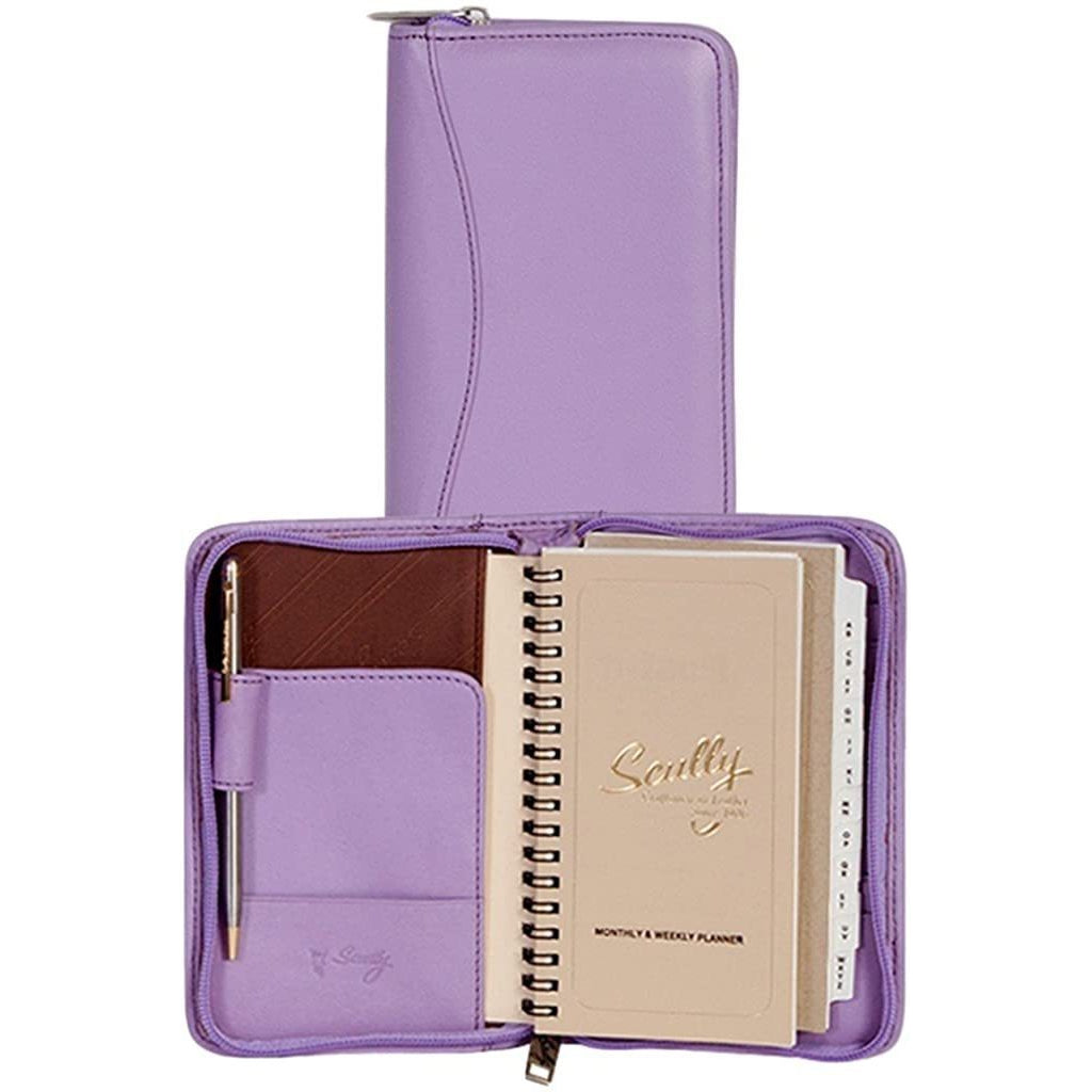 Scully-Scully Zip Pocket Planner-bags-packs.com