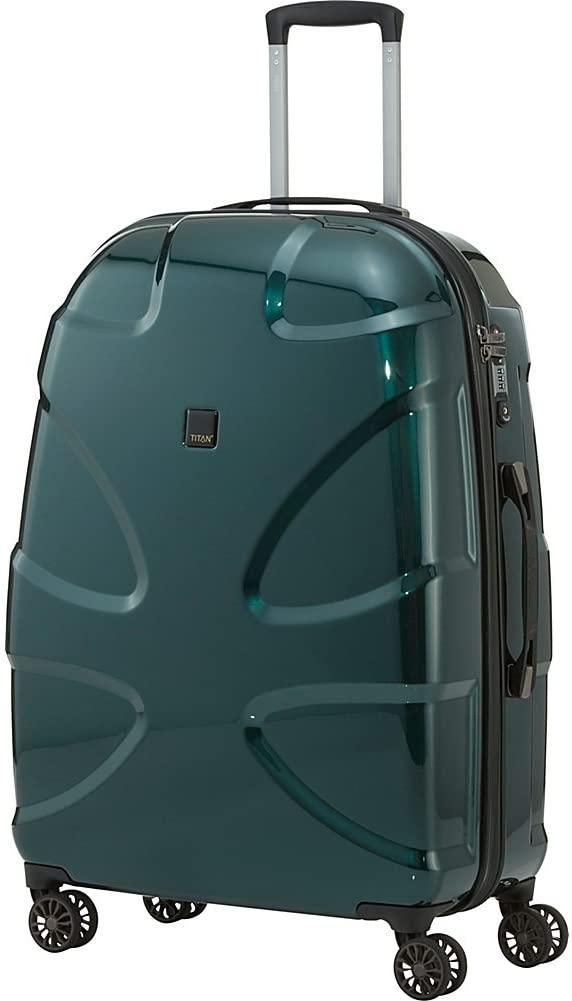 TITAN-Titan Bags X2 28 Inch Hardside Checked Spinner Luggage-bags-packs.com