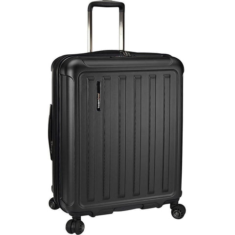 Traveler's Choice-Traveler's Choice Art of Travel 25 Inch Hardside Expandable Checked Spinner Luggage-bags-packs.com