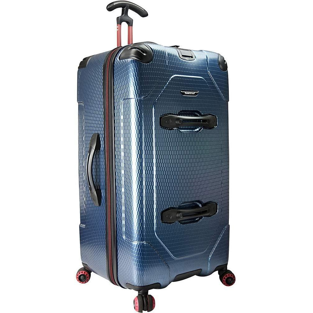 Traveler's Choice-Traveler's Choice Maxporter 30 Inch Spinner Checked Trunk Luggage-bags-packs.com