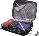 "Traveler's Choice-Travelers Choice Sedona 100% Pure Polycarbonate 21"" Expandable Spinner Luggage-bags-packs.com"