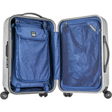 Traveler's Choice-Traveler's Choice Solon 22 Inch Hardside Carry-On Spinner Luggage-bags-packs.com