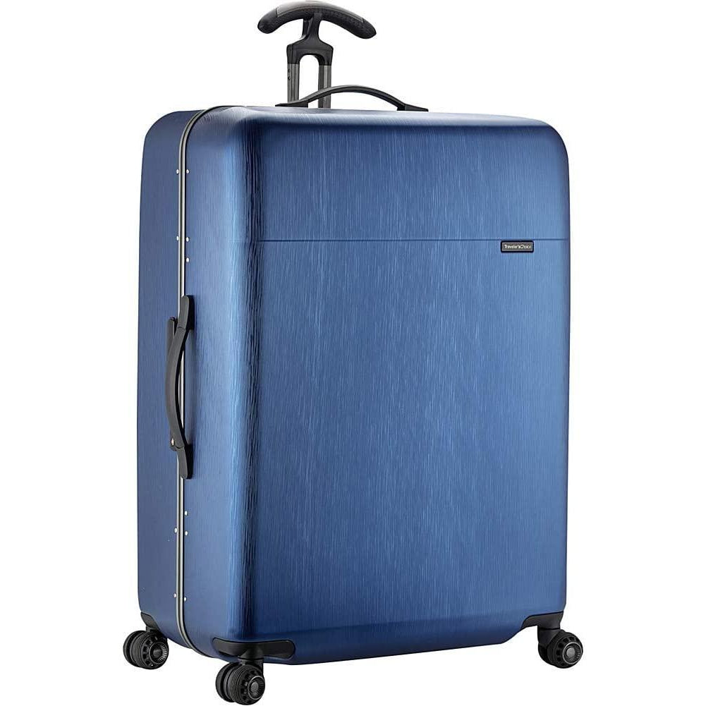 Traveler's Choice-Traveler's Choice Solon 30 Inch Hardside Checked Spinner Luggage-bags-packs.com
