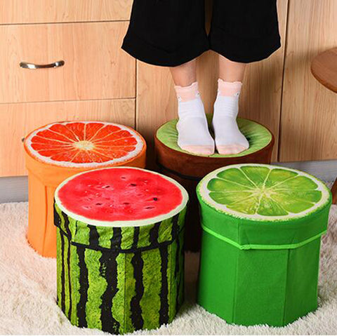 Fruity Ottoman Sofa Stool