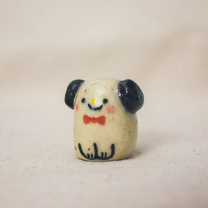 Little Dog Figure