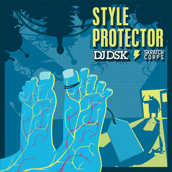 Style Protector – DJ DSK 7""