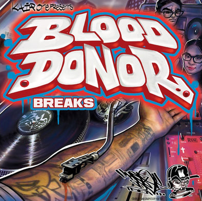 Blood Donor Breaks | Kair One 7""