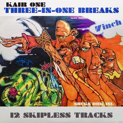 Three-In-One Breaks | Kair One 7""