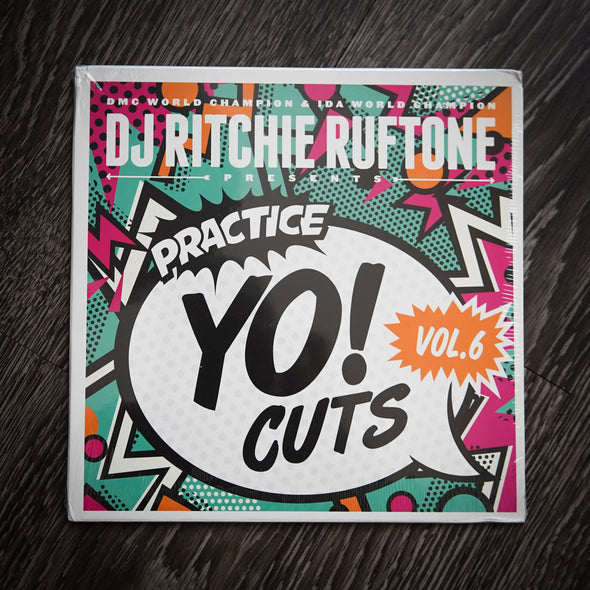 Practice Yo! Cuts Vol 6 | 7""
