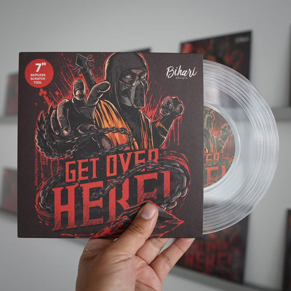 Get Over Here | Bihari 7""