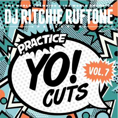 Practice Yo! Cuts Vol 7 | 7""