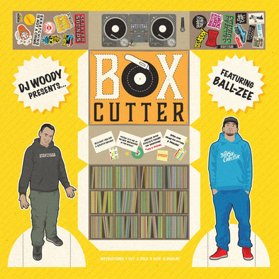 Box Cutter | DJ Woody feat. Ball-Zee 12""
