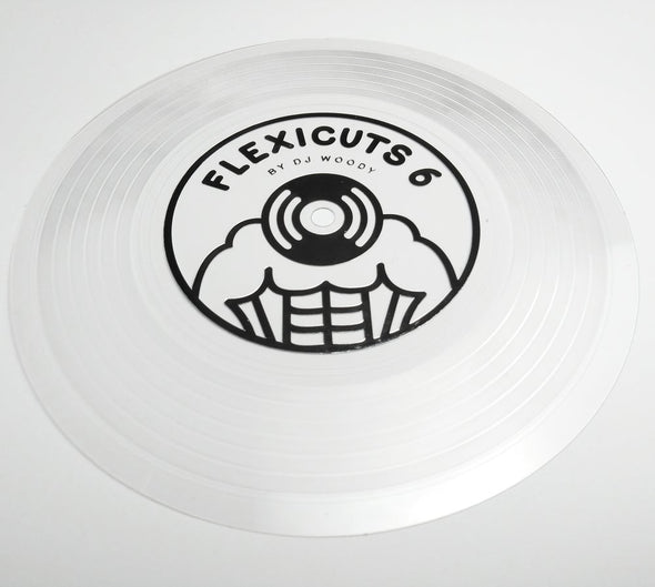 FLEXICUTS 6 | DJ Woody 7""